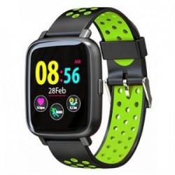 Billow - XS35x Bluetooth Negro, Verde reloj deportivo