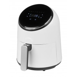 MEDION - MD 18268 Hot air fryer 2,6 L Solo Blanco Independiente 1300 W