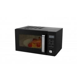 MEDION - MD 18042 Encimera Microondas con grill 23 L 900 W Negro