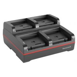 Honeywell - MB4-BAT-SCN02 Cargador de baterías para interior Negro cargador de batería