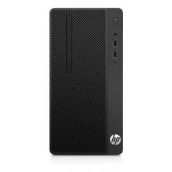 HP - 285 G3 AMD Ryzen 5 2400G 8 GB DDR4-SDRAM 256 GB SSD Micro Tower Negro PC Windows 10 Pro