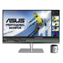 "ASUS - PA32UC-K 81,3 cm (32"") 3840 x 2160 Pixeles 4K Ultra HD LED Negro, Gris"