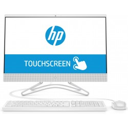 "HP - 22 -c0201ns 54,6 cm (21.5"") 1920 x 1080 Pixeles Pantalla táctil 2,00 GHz Intel® Celeron® J4005 Blanco PC todo"