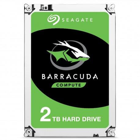Seagate - Barracuda ST2000DM008 Unidad de disco duro 2000GB Serial ATA III disco duro interno