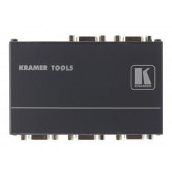Kramer Electronics - VP-400K 400MHz Gris amplificador de línea de video