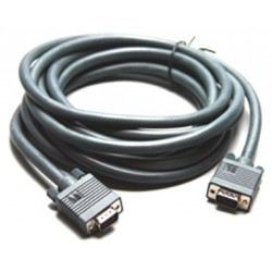 Kramer Electronics - C-GM/GM-25 cable VGA 7,6 m VGA (D-Sub) Negro