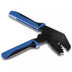 Trendnet - TC-FCT crimpadora Herramienta para prensar Negro, Azul