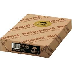 Unipapel - Papel reciclado 100% multifunción 500h 80g A4 - 19087478
