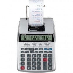 Canon - P23-DTSC calculadora Escritorio Calculadora de impresión Plata