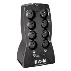 Eaton - Protection Station 650 USB DIN sistema de alimentación ininterrumpida (UPS) 650 VA 8 salidas AC