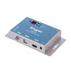 Engel Axil - MV7470 Azul, Plata receptor AV