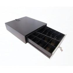 APG Cash Drawer - ECD330-BLK cajón de efectivo Electronic cash drawer