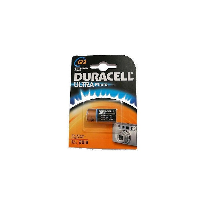 Duracell - Ultra M3 3v Lithium