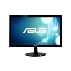 "ASUS - VS207DF LED display 49,5 cm (19.5"") WXGA Plana Negro"