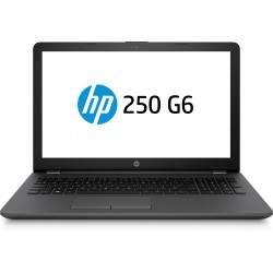 "HP - 250 G6 Negro Portátil 39,6 cm (15.6"") 1366 x 768 Pixeles Intel® Celeron® N3350 4 GB DDR3L-SDRAM 500 GB Unidad"