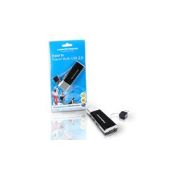 Conceptronic - 4 port USB 2.0 Travel Hub