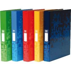 Unisystem - UNS CARPETA NOVOGAFIC 2-25MM A4 AZ 99739