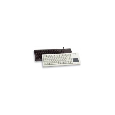 Cherry - XS Touchpad Keyboard (ES) USB Gris teclado