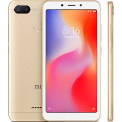 """Xiaomi - Redmi 6 13,8 cm (5.45"""") 3 GB 32 GB SIM doble 4G Oro 3000 mAh"""