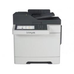 Lexmark - CX510de Laser 30 ppm 1200 x 1200 DPI A4