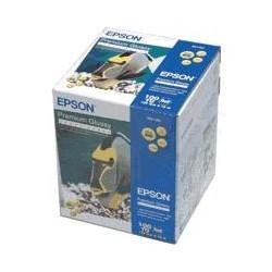 Epson - Premium Glossy Photo Paper Roll, 100mm x 10m, 255g/m² papel para impresora de inyección de tinta