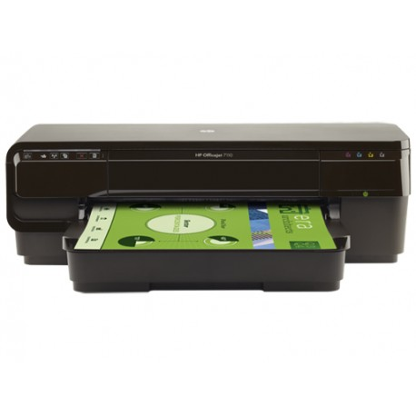 HP - Officejet 7110 Wide Format ePrinter Color 4800 x 1200DPI A3 Wifi impresora de inyección de tinta