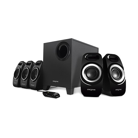 Creative Labs - Inspire T6300 57W Negro