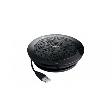 Jabra - Speak 510 MS altavoz Universal Negro USB/Bluetooth - Phone ...