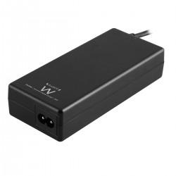Ewent - EW3966 adaptador e inversor de corriente Interior 90 W Negro