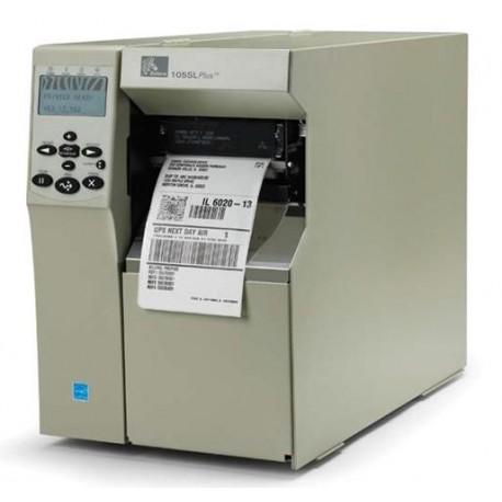 Zebra - 105SLPlus Térmica directa / transferencia térmica 203 x 203DPI impresora de etiquetas - 12842236
