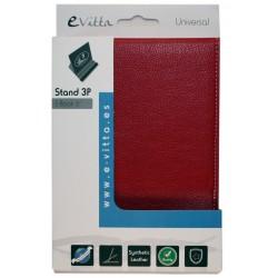 e-Vitta - eBook Stand folio Rojo funda para libro electrónico