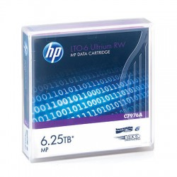 Hewlett Packard Enterprise - LTO-6 Ultrium RW 6250 GB 1,27 cm