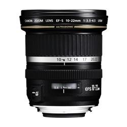 Canon - EF-S 10-22mm f/3.5-4.5 SLR Objetivo ojo de pez