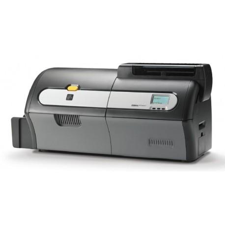 Zebra - ZXP7 Pintar por sublimación/Transferencia térmica Color 300 x 300DPI impresora de tarjeta plástica - 7012864
