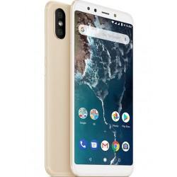 """Xiaomi - Mi A2 15,2 cm (5.99"""") 4 GB 64 GB SIM doble 4G Oro 3010 mAh - 22282805"""