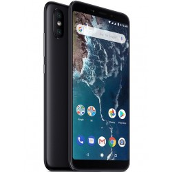 "Xiaomi - Mi A2 15,2 cm (5.99"") 6 GB 128 GB SIM doble 4G Negro 3010 mAh"