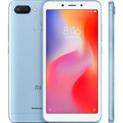 "Xiaomi - Redmi 6 13,8 cm (5.45"") 3 GB 32 GB SIM doble 4G Azul 3000 mAh"