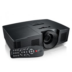 DELL - P318S videoproyector 3200 lúmenes ANSI DLP SVGA (800x600) 3D Proyector para escritorio Negro