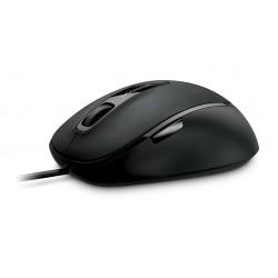 Microsoft - Comfort Mouse 4500 USB BlueTrack 1000DPI Ambidextro Negro ratón