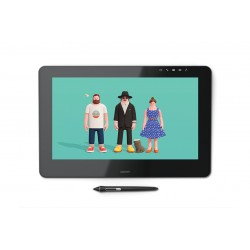 "Wacom - Cintiq Pro 16"" tableta digitalizadora 5080 líneas por pulgada 345 x 194 mm USB Negro"