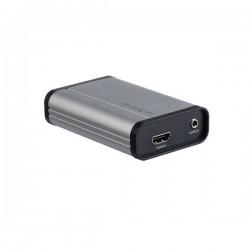 StarTech.com - Dispositivo de Captura de Vídeo HDMI a USB-C 1080p 60fps - Capturadora Externa USB 3.0 USB Tipo C de Transmisión