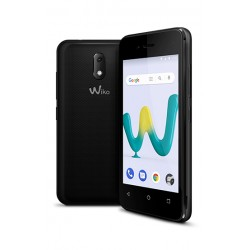 "Wiko - Sunny 3 Mini 10,2 cm (4"") 0,512 GB 8 GB SIM doble Negro 1400 mAh"