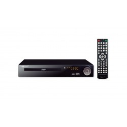 Nevir - NVR-2355 DVD-T2HDU reproductor de CD/Blu-Ray Reproductor de DVD Negro