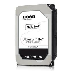 HGST Ultrastar 7K6000 3.5 2000 GB Serial ATA III H/íbrido HDD 3.5, 2000 GB, 7200 RPM Disco Duro