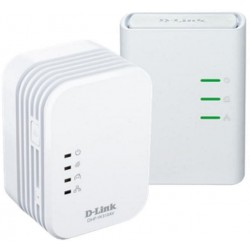D-Link - PowerLine AV 500 Ethernet / WLAN 500 Mbit/s