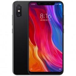 "Xiaomi - Mi 8 15,8 cm (6.21"") 6 GB 64 GB SIM doble 4G USB Tipo C Negro Android 8.0 3400 mAh"