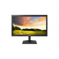 """LG - 20MK400A-B pantalla para PC 49,5 cm (19.5"""") HD LED Plana Mate Negro"""