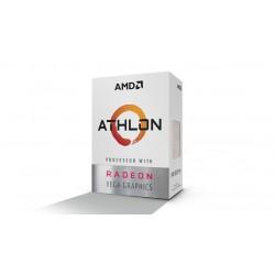 AMD - Athlon 200GE procesador 3,2 GHz Caja 4 MB L3