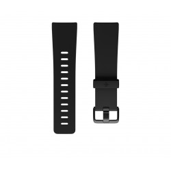 Fitbit - Versa Classic S Grupo de rock Negro Elastómero