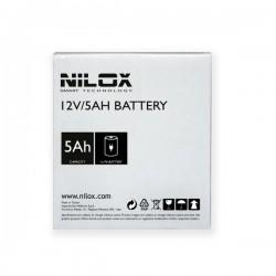 Nilox - 17NXBA5A00001 Sealed Lead Acid (VRLA) 5Ah 12V batería para sistema ups